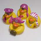 Pirate Girl Rubber Duck