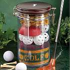 Jar of Golf Gifts