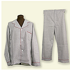 Men's Extra Large Poly/Cotton Pajamas