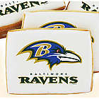 NFL Baltimore Ravens Cookies