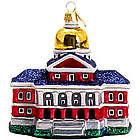 Boston Massachusetts State House Landmark Ornament