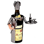 Handmade Waiter Wine Caddy