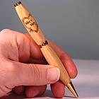 Valentine Handmade Wooden Pen