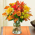 Fields of Europe for Fall Flower Bouquet