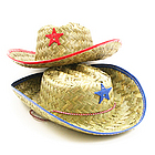 Kids Star Cowboy Hat