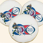 NFL Tom Brady Cookies