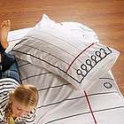 Doodle Bed Pillowcase