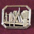 Zakim Bridge Pin