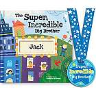 Super Incredible Big Brother Book