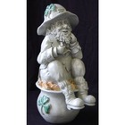 Pot of Gold Leprechaun Figurine