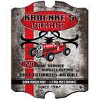 Vintage Garage Personalized Pub Sign