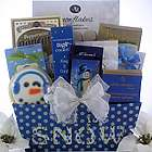 Winter Wonderland Gourmet Holiday Christmas Gift Basket