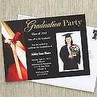 Capture The Moment Graduation Invitations