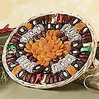 Fruit And Almonds Tray 2 Lbs. Net wt