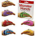 Monster Hand Temporary Tattoos