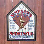 Personalized All-Star SportsPub Sign