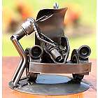 Rustic Car Mechanic Auto Parts Sculpture