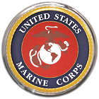 United States Marine Corps Official Seal Wall Hanging
