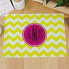 Monogram Madness Cutting Board