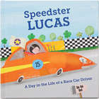 Custom Speedster Kids' Book