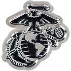US Marine Corps Emblem Logo Embossed Metal Art