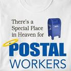 Special Place in Heaven for Postal Workers Shirt