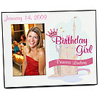 Princess Birthday Picture Frame