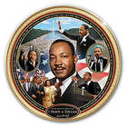 I Have a Dream: Dr. Martin Luther King Jr. Collector Plate