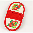 Sprig of Apples Microwave Potholder