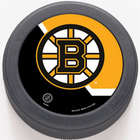 Boston Bruins Hockey Puck