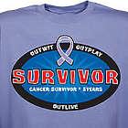 Cancer Suvivor T-Shirt