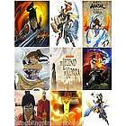 Avatar the Last Airbender Legend of Korra Stickers