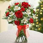 Fields of Europe Bouquet for Christmas