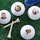 Personalized Photo Perfect Golf Ball Set