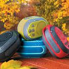H2GO Blue Waterproof Bluetooth Speaker