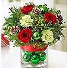 Glorious Christmas Mixed Bouquet