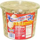 Peanut Butter Bars in a Tub