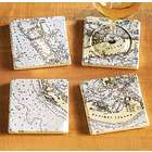 Nautical Chart Coasters