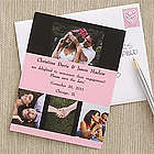 Personalized Save The Date Photo Cards