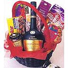 Cognac Lovers Gift Basket