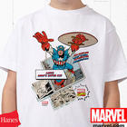 Personalized Kid's Marvel Comics Superhero T-Shirt