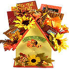 Autumn Retreat Treat Gift Basket