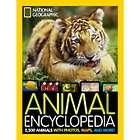 National Geographic: Kid's Animal Encyclopedia Book