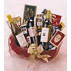 Platinum Gourmet Wine Gift Basket