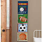 Ready, Set, Score Personalized Growth Chart