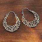 Egyptian Arabesque Earrings