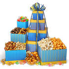Father's Day Treats Gift Tower