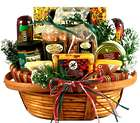 Home for the Holidays Gourmet Christmas Gift Basket