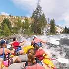 Wenatchee River Rafting and Wine Tasting