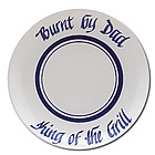 'Burnt by Dad' King of the Grill Platter